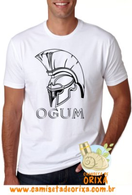 Ogum 8 - Capacete de Ogum