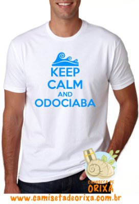 Keep Calm and Odociaba