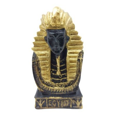 Busto Tutankamon 7cm resina