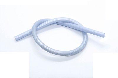 CORRENTE SICUREZZA SILICONE Modelo: TUBO cor Azul Pérola
