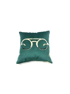 ALMOFADINHA Expositora/VITRINE Modelo: PIER2_Mini cor Verde
