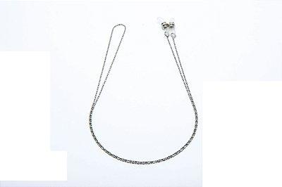 CORRENTE Metal ESPECIAL Modelo 1015 Cor Níquel