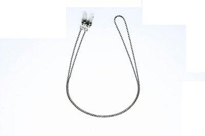 CORRENTE Metal ESPECIAL Modelo 5058 1.5 Cor Níquel