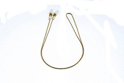 CORRENTE Metal ESPECIAL Modelo L600 Cor Ouro