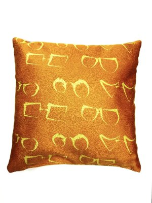 ALMOFADINHA Expositora/VITRINE Modelo: SANT cor Ouro