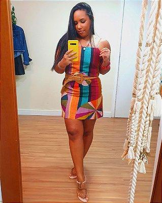 Vestido Estampa Mimo Dress To