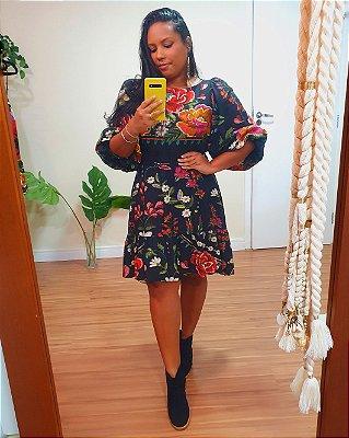 Vestido Estampa Julieta - Dress To