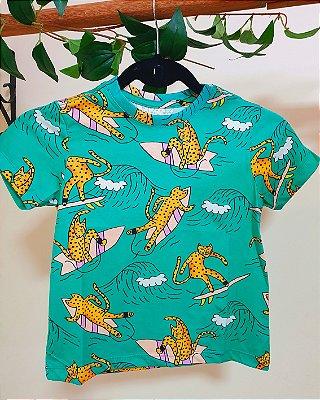 Camiseta Pororoca Verde - Bento