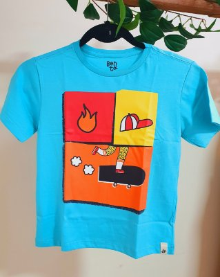 Camiseta Silk Flat - Bento