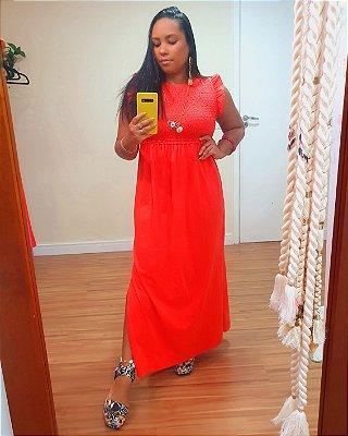 Vestido Busto Lastex Vermelho Dengo - Dress To