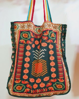 Bolsa Maxi Tropical - Farm