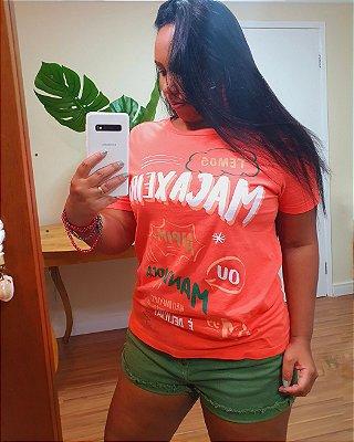 Tshirt Farm Média Macaxeira