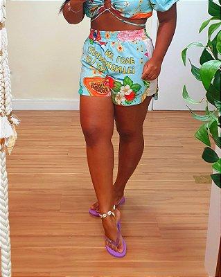 Short Oxente Liz