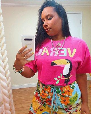 Tshirt Tucano Rosa Liz