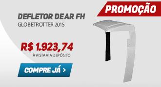 Defletor Volvo FH Globetrotter