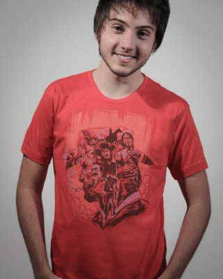 Camiseta Red Dead Redemption