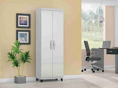 Multiuso 2 portas Lounge - Branco