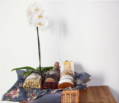 Orquídea e Foss