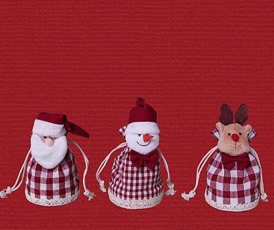 Saquinhos de Natal