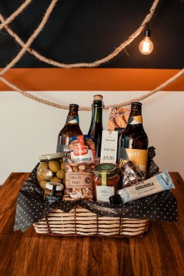 Cesta Cervejas Especiais Dia dos Pais