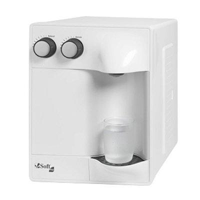 Purificador de Água Soft Plus by Everest - Branco (Com Refrigeração)