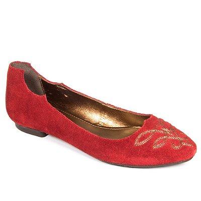 Sapatilha Vermelha Scarlet (Orcade)