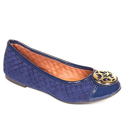 Sapatilha Azul Marinho (G. Domna)