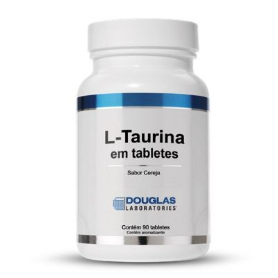 03. L-Taurina 75mg (Douglas Laboratories)
