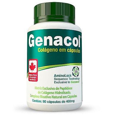 01. GENACOL Original (Genacol / Canadá) - 90 cáps.