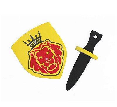 Kit Cavaleiro Medieval