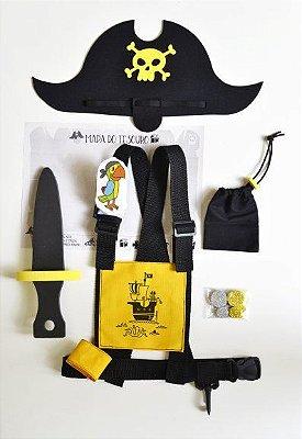 Kit Capitão Pirata