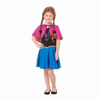 Fantasia Princesa Anna