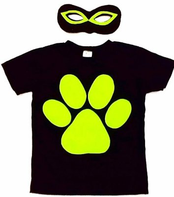 Camiseta Cat Noir
