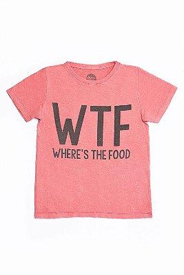 Camiseta WTF