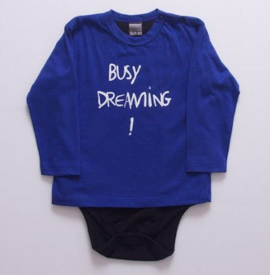 Camiseta Body Busy Dreaming