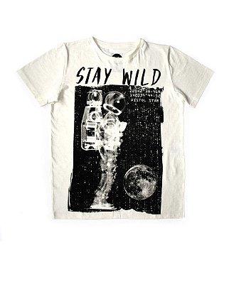 Camiseta Stay Wild