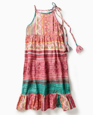 Vestido Longo Hanoi