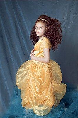 Fantasia Princesa Bela