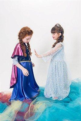 Fantasia Princesa Elsa