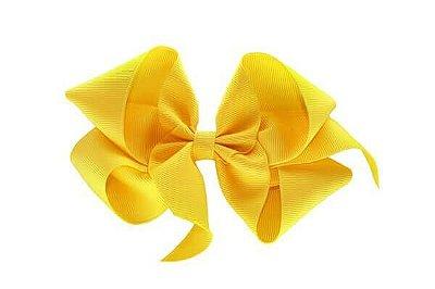 Laço Gorgurão Amarelo