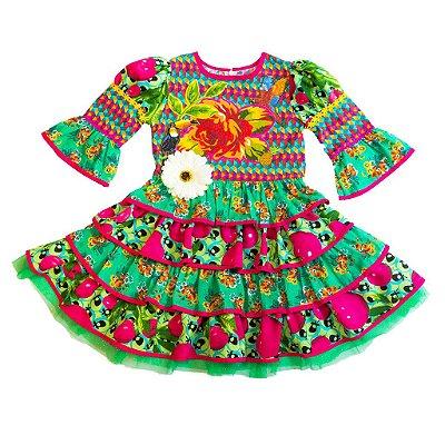Vestido Guaraná