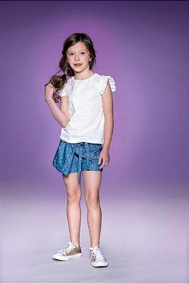 Shorts Saia Campo