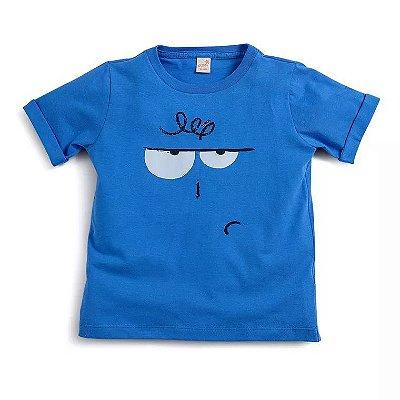 Camiseta Seja Você Azul