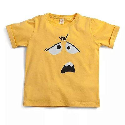 Camiseta Seja Você Amarela