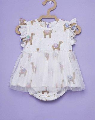 Vestido Mila Bebê