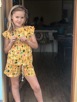 Blusa Malha pé de Serra