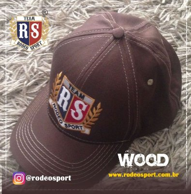 Boné Rodeo Sport Wood