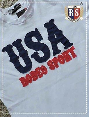 Camiseta Rodeo Sport USA