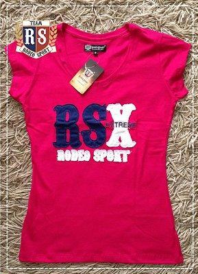 Babylook  Rodeo Sport RSX Feminina