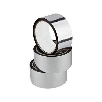 Fita Adesiva Metalizada 0,45x50m